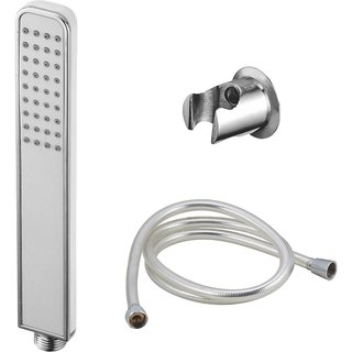 Aqua fit Hand Shower With Shower Tube And Wall Hook