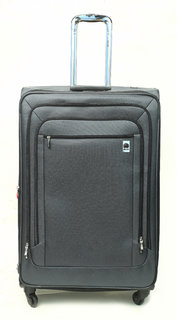 Delsey Air Spree 20.5'' Carry on Spin Suiter Tr Grey
