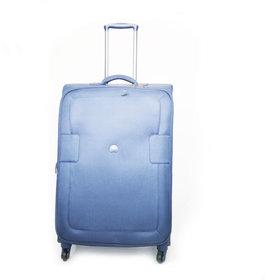 Delsey Tuileries 4W Cab Tr Case 78 cm Blue