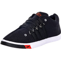 Birdy Pasco Men'S Black Casual Shoes