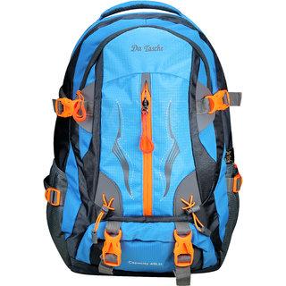 Da Tasche 40-50 L Polyester Sky Blue  Rucksack