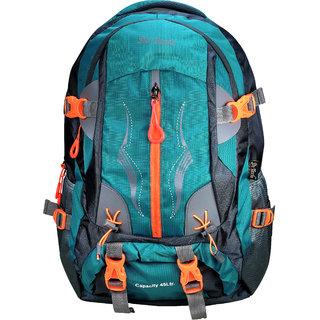 Da Tasche 40-50 L Polyester Green Rucksack