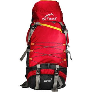 Da Tasche 60-70 L Polyester Red Rucksack