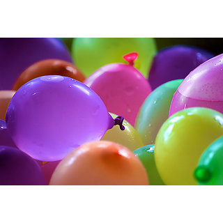 Water Balloons for Holi (100 pieces)