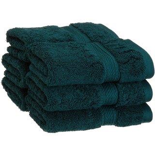 Valtellina india soft touch premium 100 cotton face towel set of 6-FCTN-004