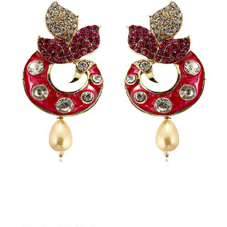 Rizir Fashion Women's Gold Baeds, Stones And Metal Alloy (Pack of 1)