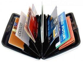 K decorative Aluma Wallet Purse Credit Card ATM Money Holder