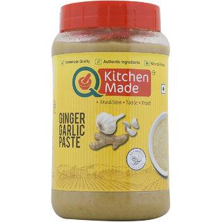 Kitchenmade Ginger Garlic Paste- 500 Gr