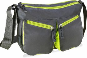 my pac-ViVaa  Sling bag  grey C11543-26
