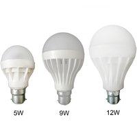 MetroLite 5W, 9W and 12W Led Bulb (3 Months Seller Warranty)