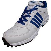 Triqer Hky Stud White Shoes