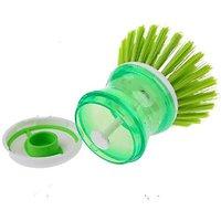 STAYFiT Dispenser Brush Green Regular Broom