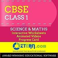 OZTERN Class 1 CBSE  Program-USB (Science & Math's)