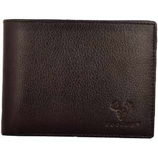 Genuine Leather Trendy Wallet for Men