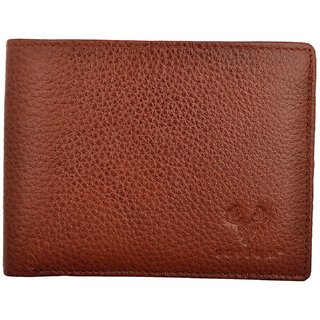 Genuine Leather Trendy Wallet for Men
