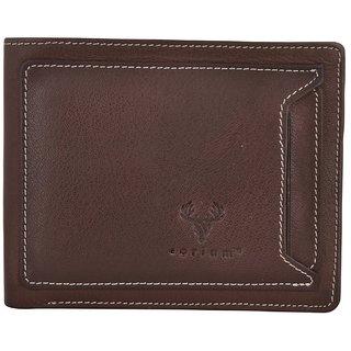 Corium Brown Wallet RNEMELCBRST00001