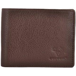 Corium Brown Wallet RNEMELCBRST00003