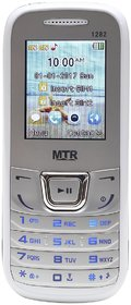 MTR MT1282  DUAL SIM MOBILE PHONE