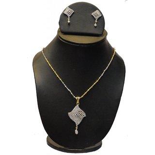 Natraj Arts American Diamond Jewellery Necklace Set Gfns_M_241