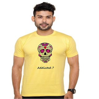 7c0c45009b4 Buy ROOR Men s Graphic Designer T-Shirt Online   ₹594 from ShopClues