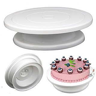 Futaba Cake Icing Revolving Stand Platform