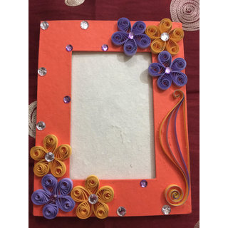 547d74d2c8eb Buy Paper Quilling Photo Frame Online   ₹450 from ShopClues