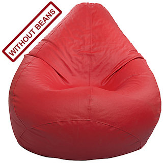 Home Berry  XL Modern CLassic Bean Bag- (Cover- Without Beans)