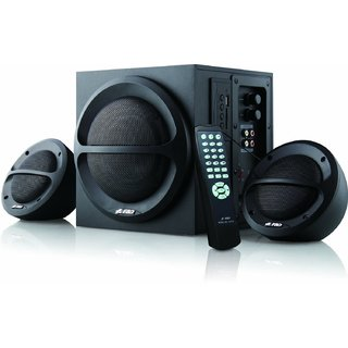 FD A111F Portable Laptop/Desktop Speaker  (2.1 Channel)