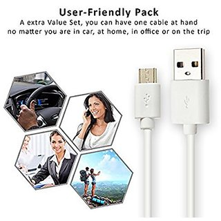 Data Sync Cable 0.5 - 1.0 m USB Cable For All Android Mobile Phones