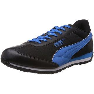 fee2582f45cc Buy Puma Speeder Black Blue Running shoes Online   ₹2500 from ShopClues