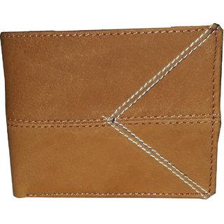 Men leather wallet (3 cards slots)