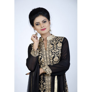 Bollywood Fashion Designer Embroidery Straight Suit Heavy Embroidered Straight Suit Party Wear Women Designer Dress