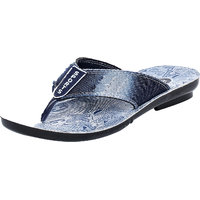 Birdy Pu Trend Men'S Blue Slippers