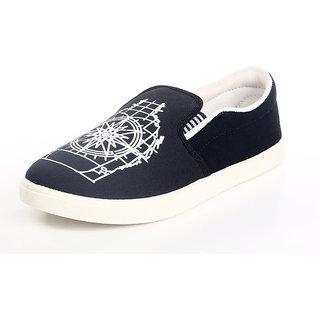 buy de 1' amour men's blue white casual shoes online