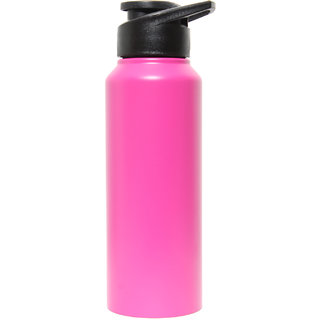 Multi purpose stainless steel water bottle