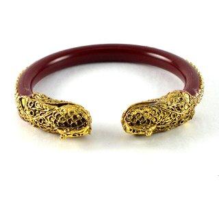 Amazing bangles kara  red