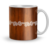 Earnam Exclusive  320ml Ceramic Printed mug Gift For women Gift For birthday  Coffee mugs for gift