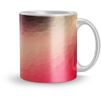 Earnam Design 320ml Ceramic Printed mug Gift For old man Gift For mother Coffee mugs for gift