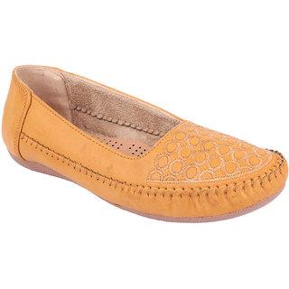HMK Footwear Womens Brown Smart Casuals