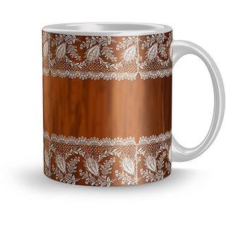 Buy Earnam Colorful 320ml Ceramic Printed Mug Gift For Sister On Her
