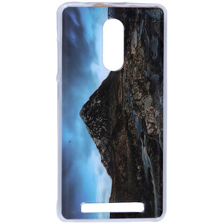 timeless design 7694d 61731 Shoppershub Back Cover For Micromax Canvas Evok Power Q4260