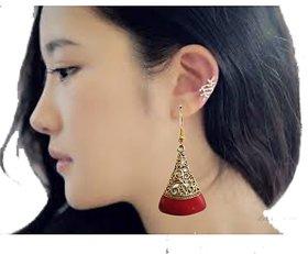 Jewellery Oxidised Designer Fancy Party Wear Earrings for Girls and Women