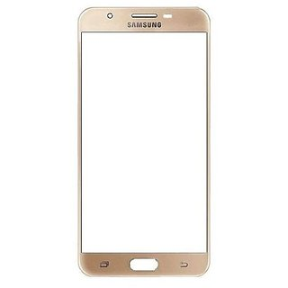 Gear Replacement Outer Front Touch Screen Glass for Samsung Galaxy J7 Prime