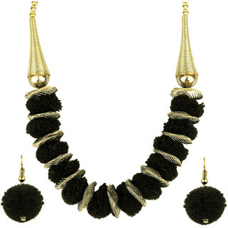 Penny Jewels Ethnic Traditional Antique Fashionable Stylish Comfy Necklace Set For Women  Girls