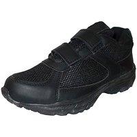 AS Black clr lace School Shoes