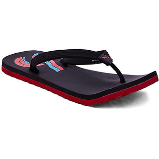 b7ea81f8b49d Buy Puma Men s Red and Black Flip Flops Online - Get 48% Off