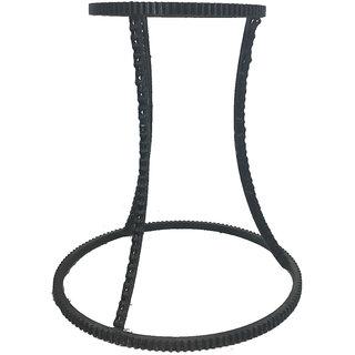 Buy Lalji Handicrafts Multi Color Iron Vintage Bar Chairs Online