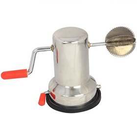 Magikware Stainless Steel Coconut Scrapper With Vacuum Base
