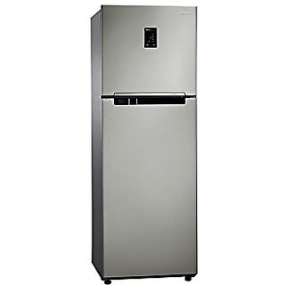 Samsung RT36JDRZFSL Frost-free Double-door Refrigerator (345 Ltrs, 5 Star Rating, Easy Clean Steel)