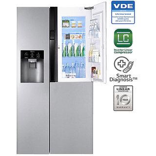 LG Door-in-Door, Inverter Linear Compressor, Hygiene Fresh, Digital Multi Sensors
